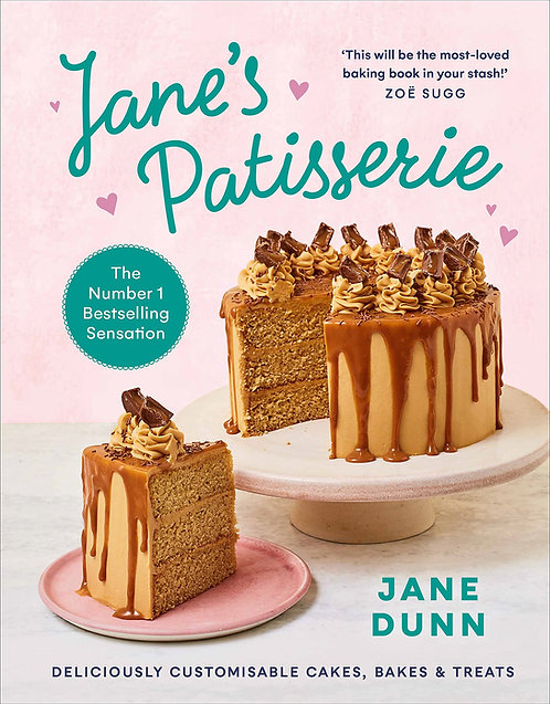 Jane's Patisserie - with SIGNED bookplate