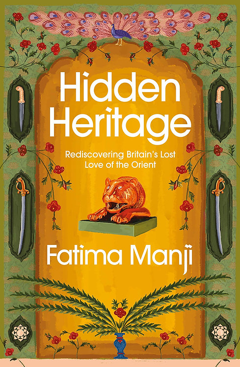 PRE-ORDER Hidden Heritage - out 12/8