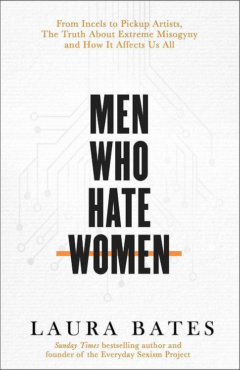 Men Who Hate Women - with SIGNED bookplate