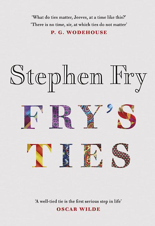 PRE-ORDER Fry's Ties 11/11/21