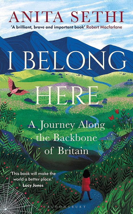 I Belong Here - with SIGNED bookplate!