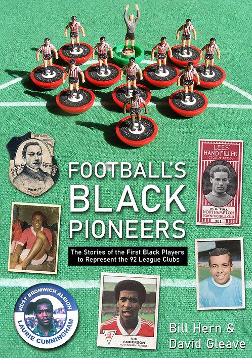 Football's Black Pioneers - SIGNED by Bill Hern