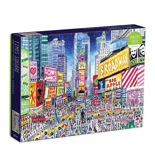 Michael Storrings Times Square 1000 Piece Puzzle