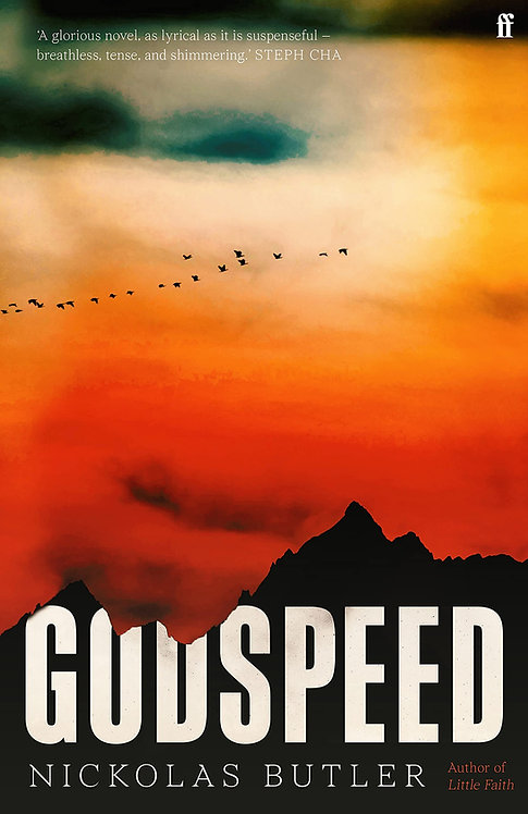 Godspeed - with SIGNED bookplates