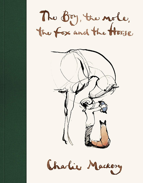 SPECIAL EDITION The Boy, The Mole, The Fox and The Horse