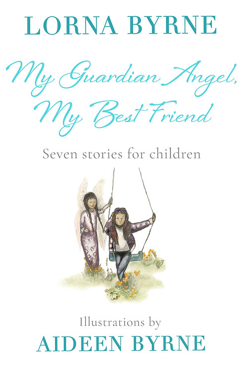 My Guardian Angel, My Best Friend - with SIGNED bookplate