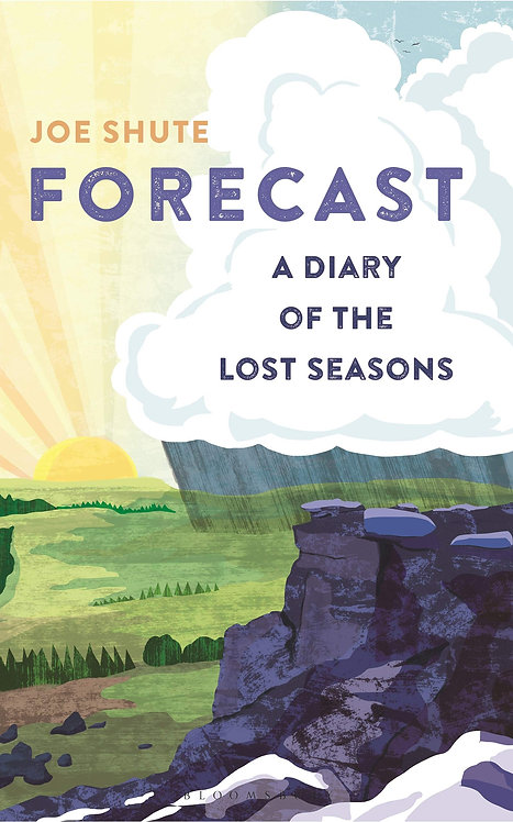 PRE-ORDER Forecast - with SIGNED bookplate!