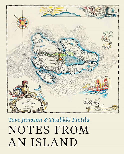 Notes from an Island - Indie Exclusive Editions with facsimile signed bookplate