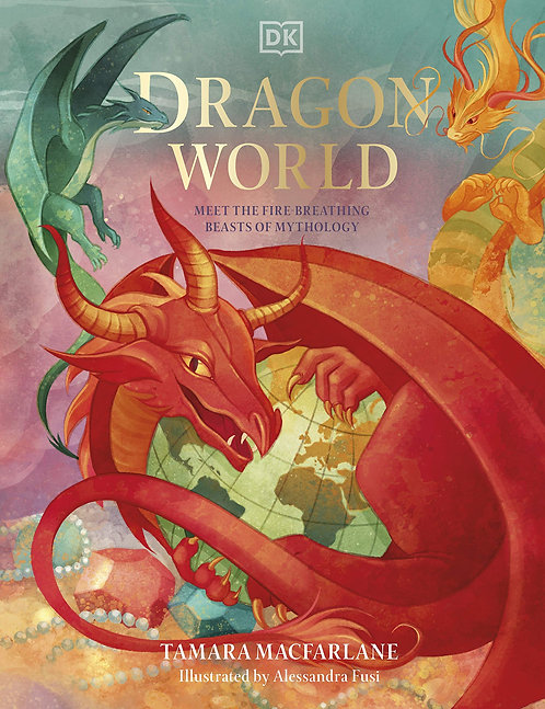 Dragon World - with FREE activity sheet & bookmark
