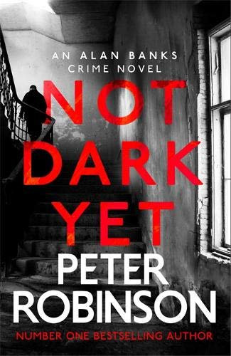 PRE-ORDER Not Dark Yet - out 18th March