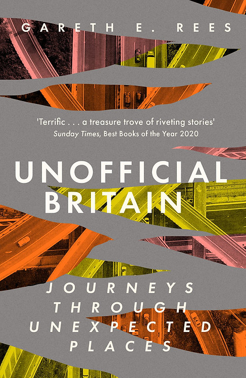 Unofficial Britain - with SIGNED bookplates!