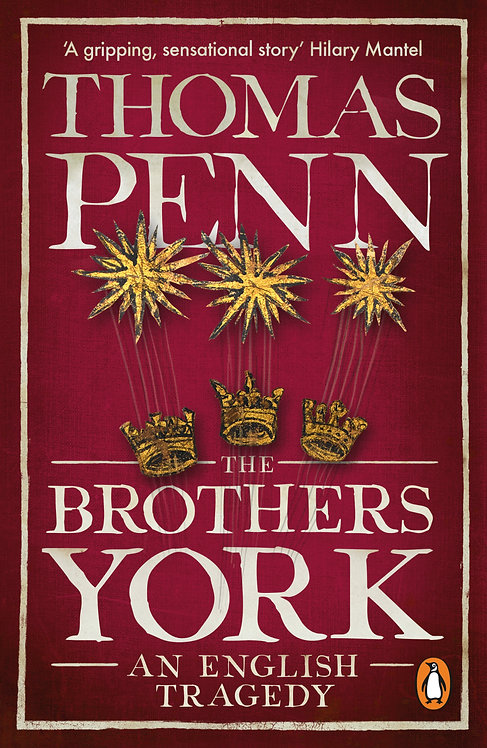 The Brothers York - with signed bookplate!