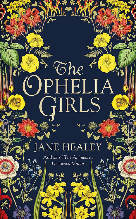 The Ophelia Girls - SIGNED 1st Editions