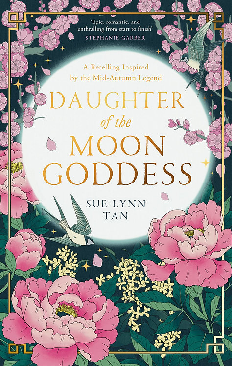 PRE-ORDER Daughter of the Moon Goddess - 20/1
