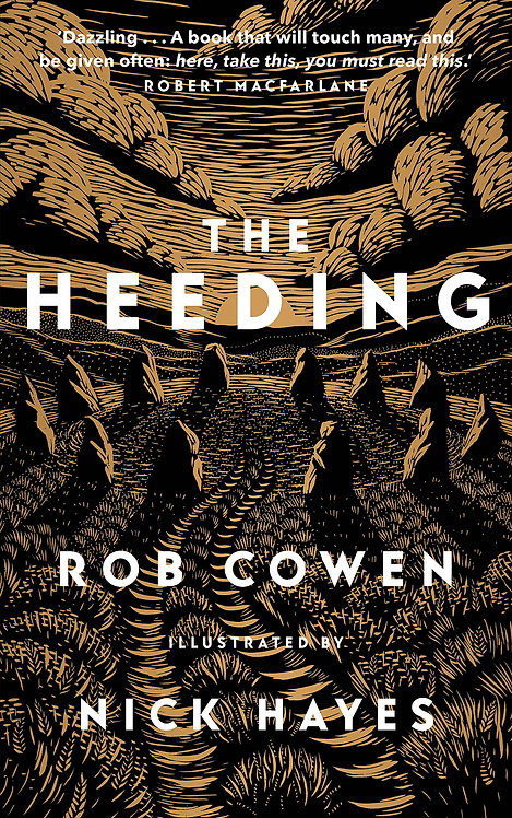 The Heeding – with signed bookplate & art print!
