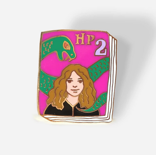 Book Pin: Harry Potter and the Chamber of Secrets