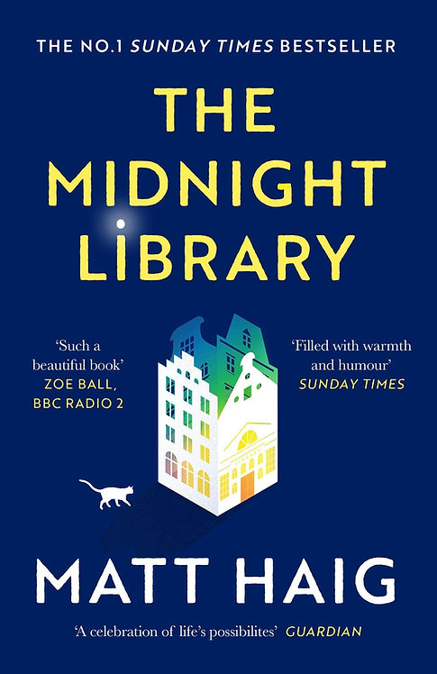 The Midnight Library (PB) - WITH SIGNED BOOKPLATES