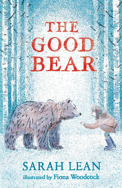 The Good Bear - with SIGNED bookplates