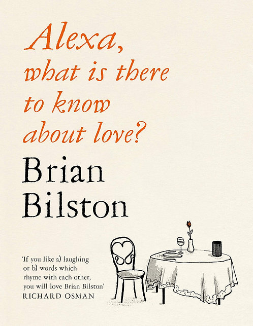 Alexa, what is there to know about love? with SIGNED bookplate!