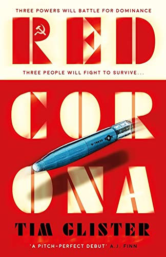Red Corona -SIGNED bookplate 1st edition
