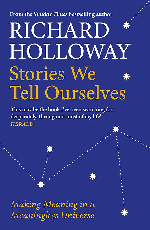 Stories We Tell Ourselves (PB) - with SIGNED bookplates!