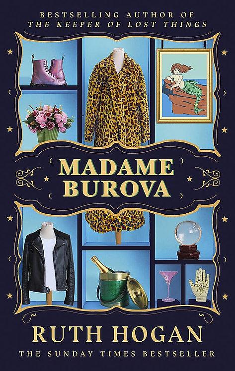 Madame Burova -SIGNED 1st edition!