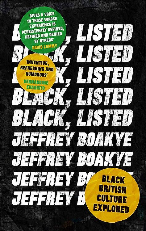 Black, Listed - SIGNED! *