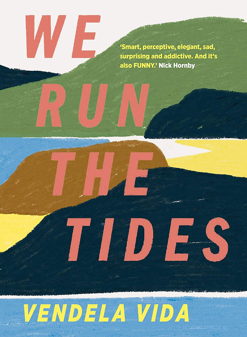 We Run The Tides - with SIGNED bookplates!