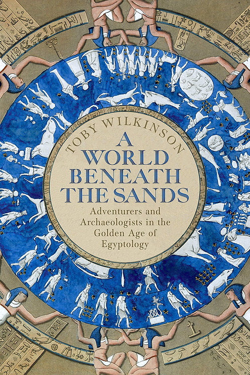 A World Beneath the Sands - with signed bookplate!