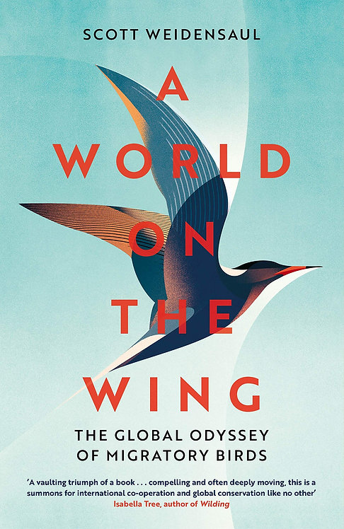 A World on the Wing (HB)