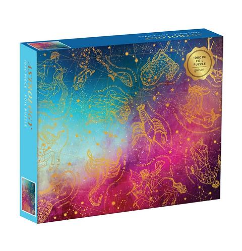 Astrology - 1000 piece jigsaw puzzle