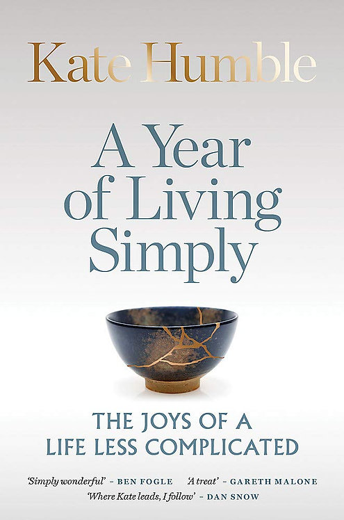 A Year of Living Simply - Signed Bookplate edition