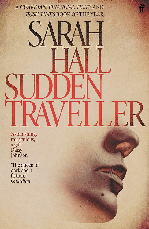 Sudden Traveller - with SIGNED bookplates!