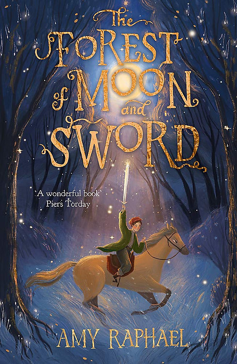 The Forest of Moon and Sword - SIGNED