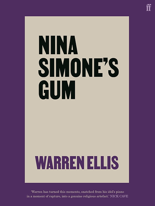 Nina Simone's Gum - SIGNED 1st editions