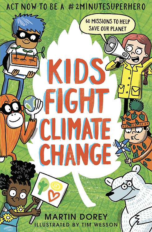 Kids Fight Climate Change