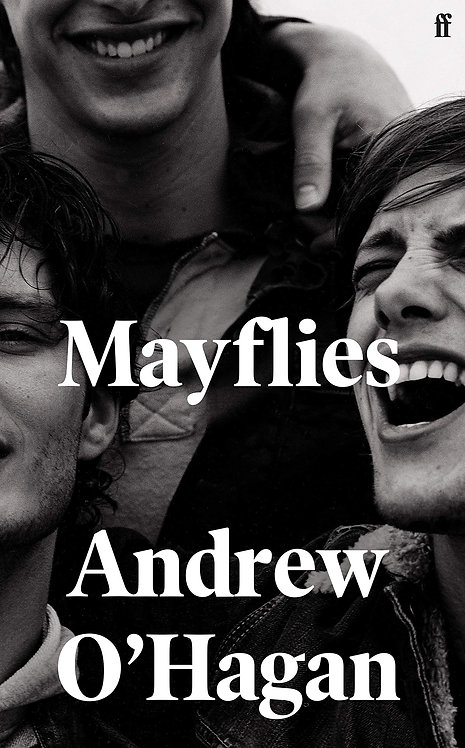 Mayflies - With SIGNED Bookplates