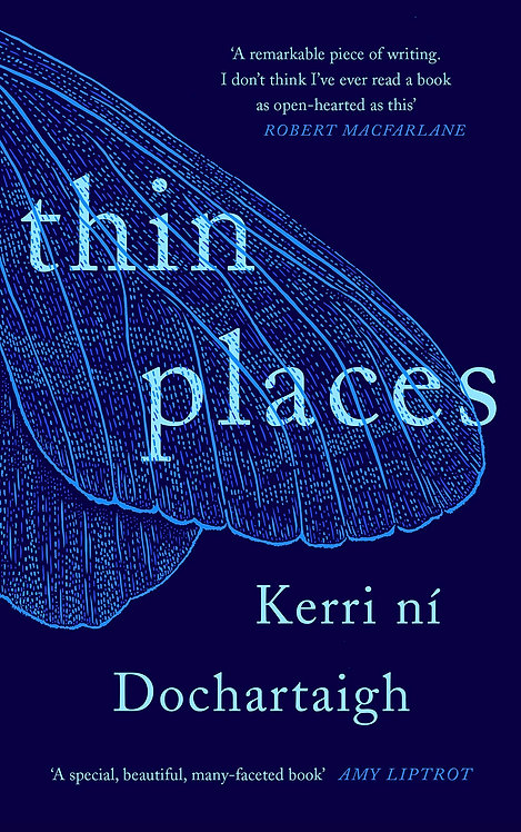 Thin Places - SIGNED bookplate, first edition!
