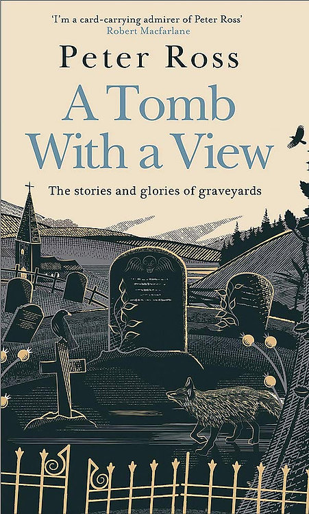 A Tomb With a View - with signed bookplate!