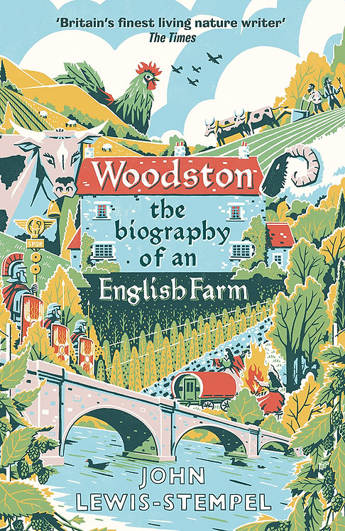 Woodston - with SIGNED bookplates!