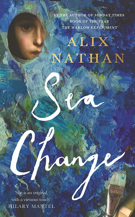 Sea Change - with SIGNED bookplate!