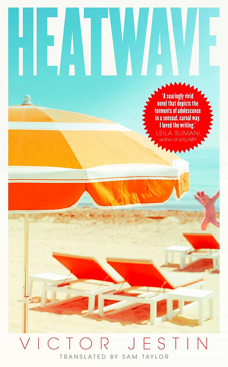 Heatwave - with SIGNED bookplate!