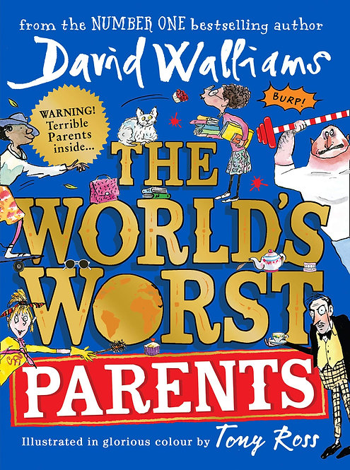 The World's Worst Parents - SIGNED