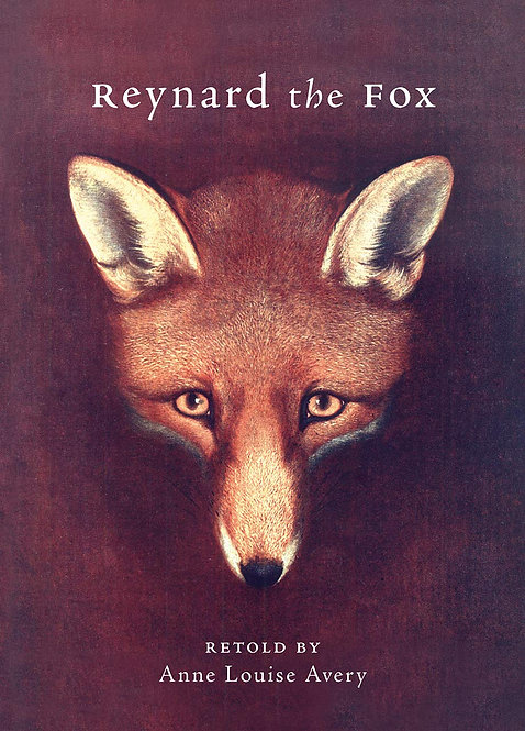 PRE-ORDER Reynard the Fox - with signed/dedicated bookplate!