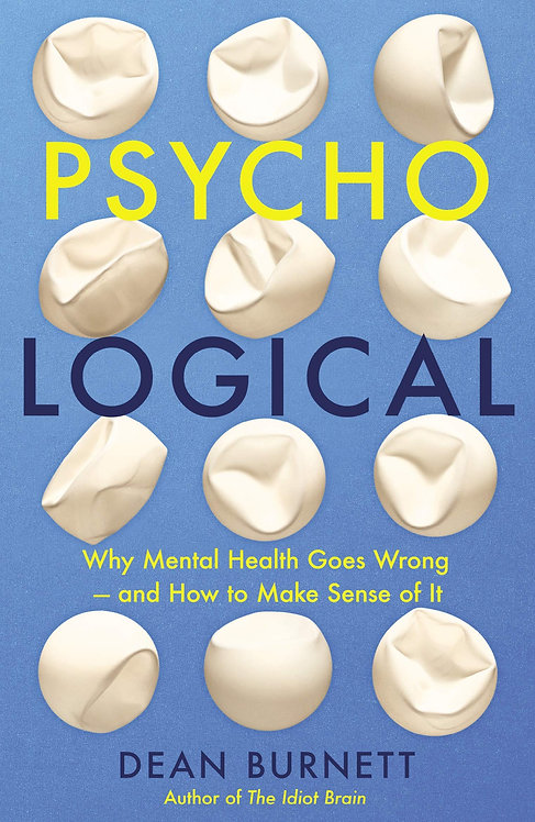 Psycho-Logical - with SIGNED bookplate!