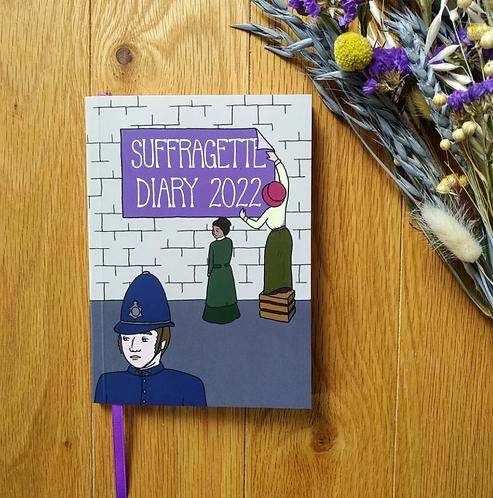 Suffragette Diary 2022