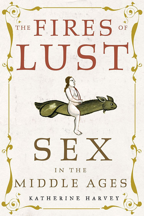 The Fires of Lust - with SIGNED bookplate!