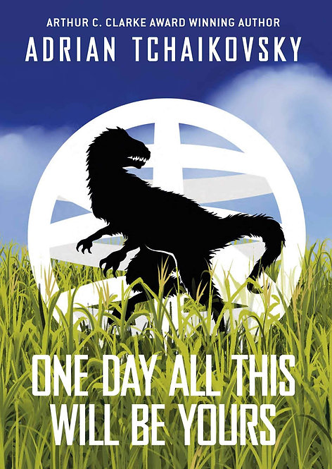 One Day All This Will BeYours - SIGNED edition, limited to 1500 copies!