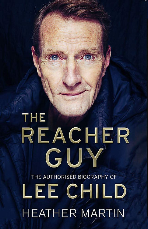 The Reacher Guy - with SIGNED bookplate and bookmark!
