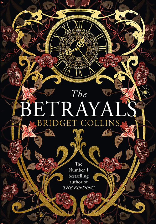 PRE-ORDER The Betrayals - out 12th Nov